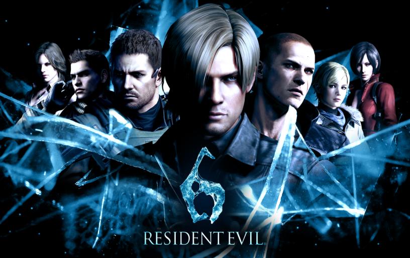 Resident Evil Retrospective Part 7 Resident Evil 6 Ready Players